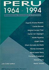 Perú 1964 - 1994. Economía, sociedad y política - Julio Cotler