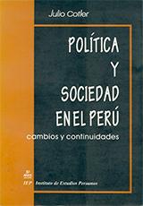 Política y sociedad en el Perú. Cambios y continuidades